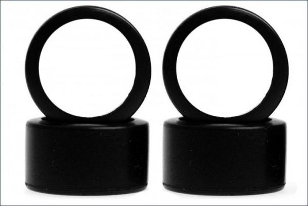 Mini-Z Reifen Slick 11mm 20 Shore 4-Stück