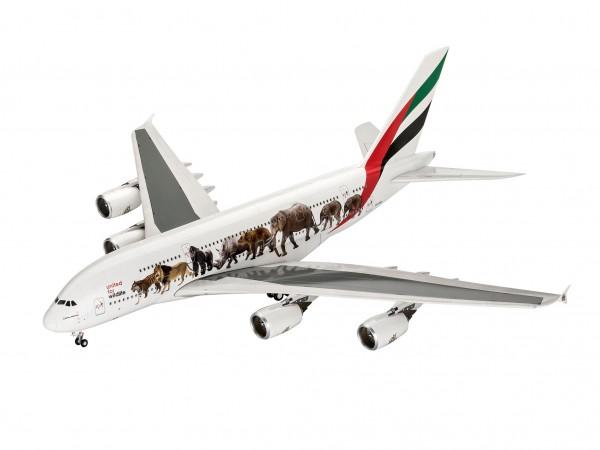 """Airbus A380-800 Emirates Emirates """"Wild Life"""""""