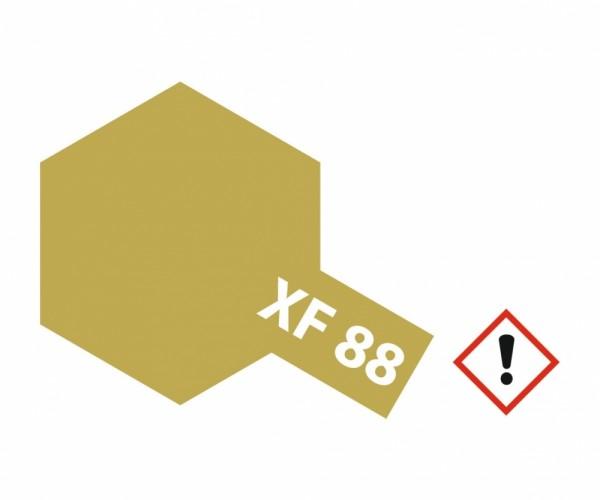 XF-88 Dunkelgelb matt 10 ml Acryl