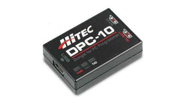 HITEC DPC-10 SERVO Programmier-Interface 2.0