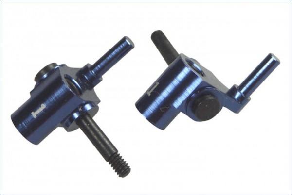 Mini-Z Lenkhebel MR-02, GR.1 blau Alu. MZW-212-01