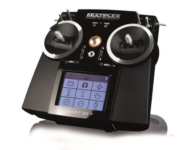 Cockpit SX 9 Einzelsender