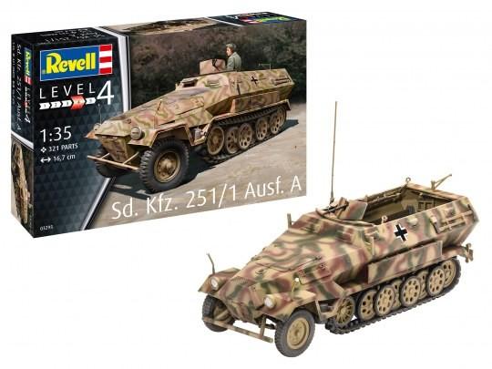 Sd.Kfz. 251 / 1 Ausf.A