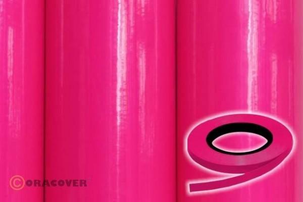 Oraline fluor.Pink 6 mm x 15 m