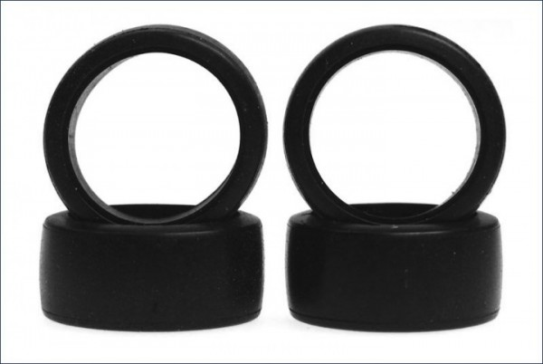 Mini-Z Reifen Slick 9,5mm 40 Shore 4-Stück