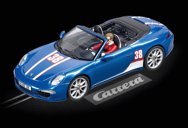 Porsche 911 Carrera S Cabriol