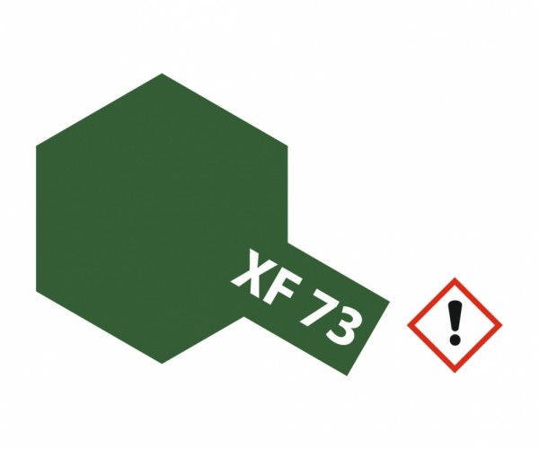 XF-73 Dunkel Grün matt JGSDF10 ml