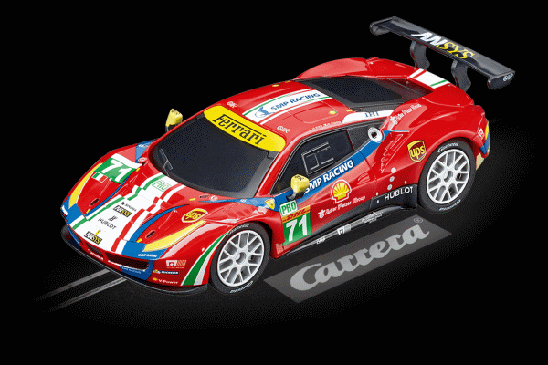 "Ferrari 488 GTE ""AF Corse, No. 71"""