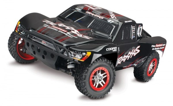 TRAXXAS Slash 4x4 BL Mike JENKINS + TSM