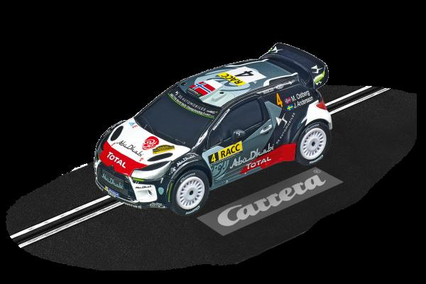 """Citroën DS3 WRC """"Citroën WRT, M.Ostberg"""""""