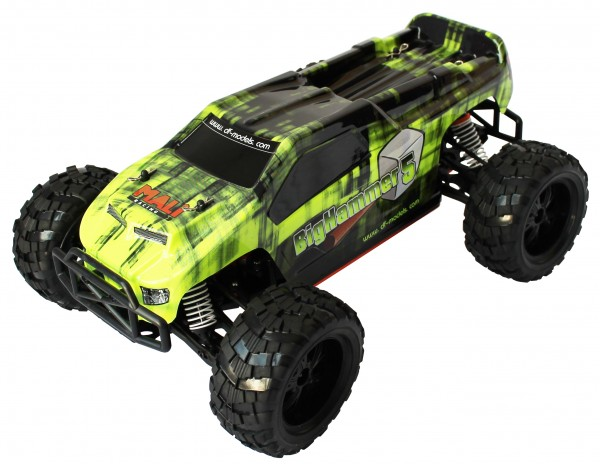 BigHammer 5 - RTR brushed Truggy