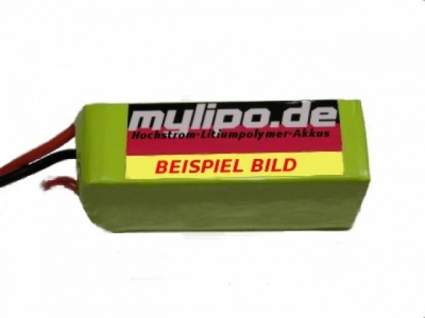 mylipo 6S 4100mAh (Kabel) 30C/60C