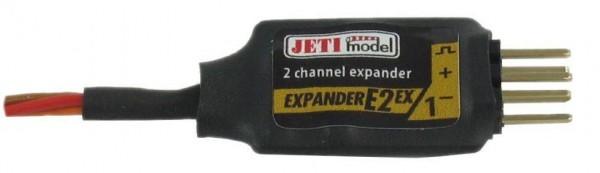 Jeti Duplex 2.4EX Sensor Expander 2