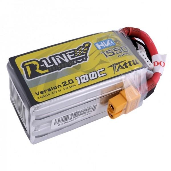 Tattu R-Line 1550mAh 100C 4S1P