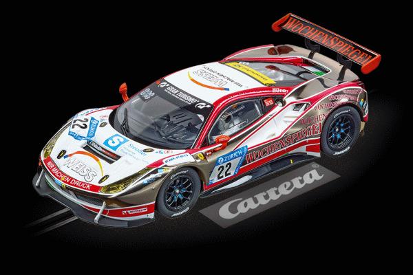 """Ferrari 488 GT3 """"WTM Racing, No.22"""""""
