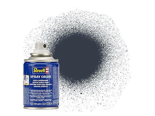 Spray panzergrau, matt