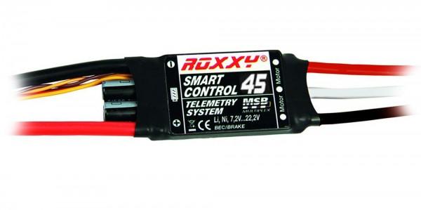 Drehzahlregler ROXXY Smart Control 45A - MSB