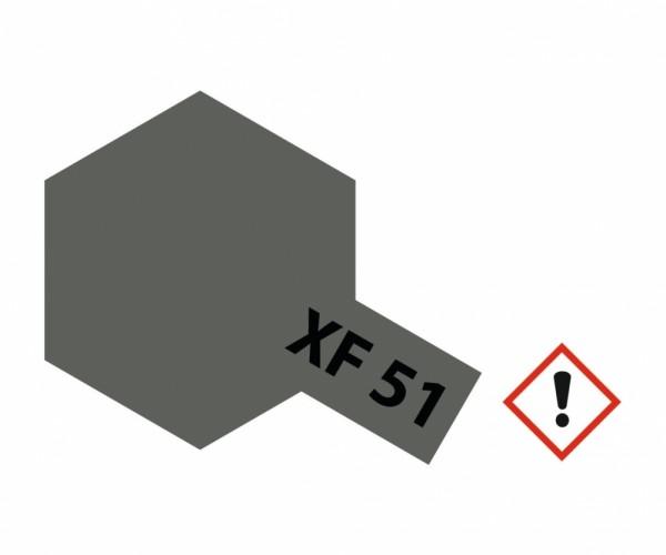 XF-51 Khaki Drab (graubraun) matt 23 ml