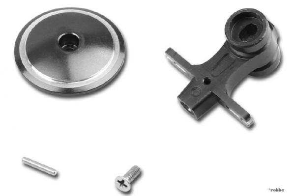 Metall-Rotorkopf CP12 (Tuning)