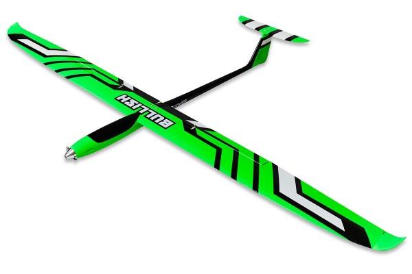 BULLISH Speedliner - 185 cm Elektrosegler ARF+