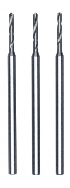 Mikro-Spiralbohrer (HSS-Stahl), 1,2 mm, 3 Stück
