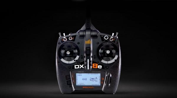 Spektrum DX8e Solosender