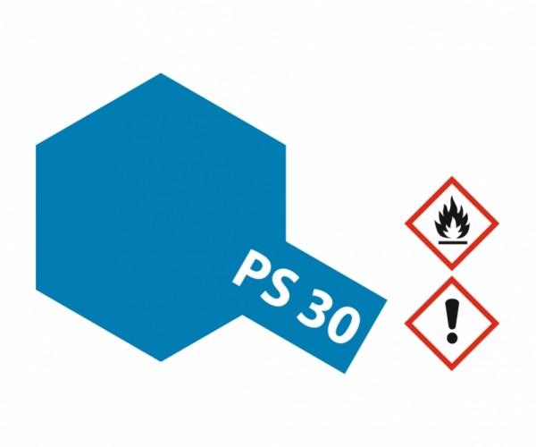 PS-30 Brillant Blau Polycarbonat 100ml