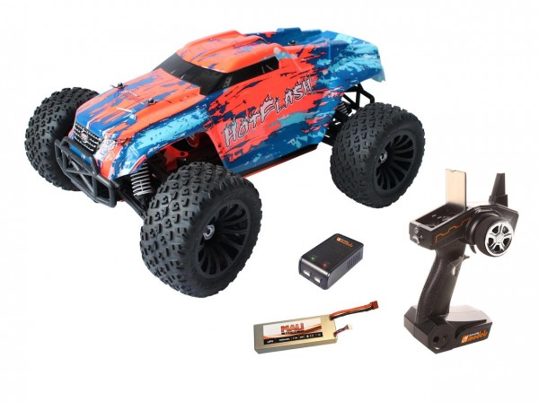HotFlash brushless 1:10XL Truck - RTR