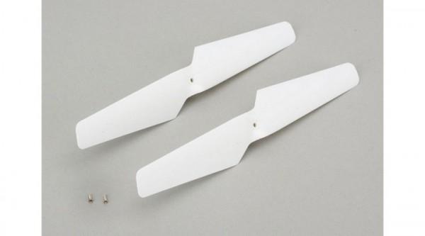 Blade Propeller; links drehend; Weiß(2):mQX