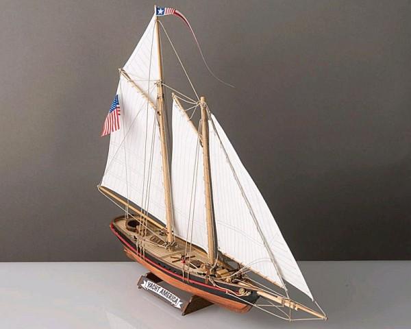 America Yacht 1:155 Baukasten
