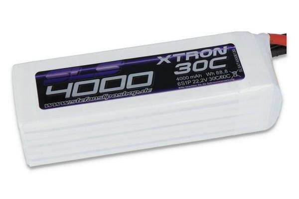SLS XTRON 4000MAH 6S1P 22,2V 30C/60C