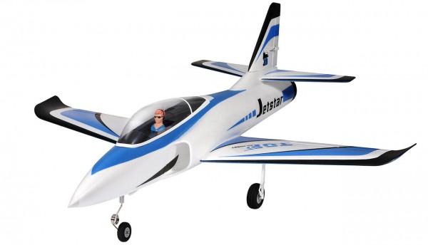 Jet Star 800mm brushless 65mm EDF, PNP