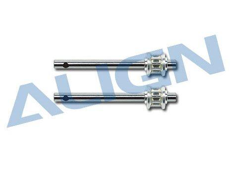 Heckrotorwelle Metall T-Rex 450