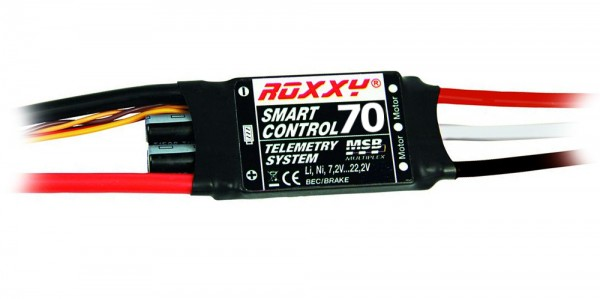 Drehzahlregler ROXXY Smart Control 70A - MSB