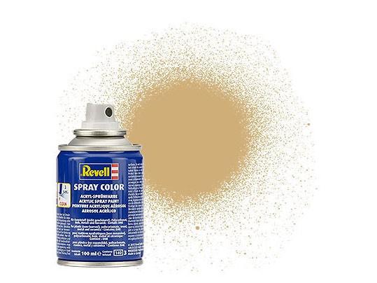 Spray gold, metallic