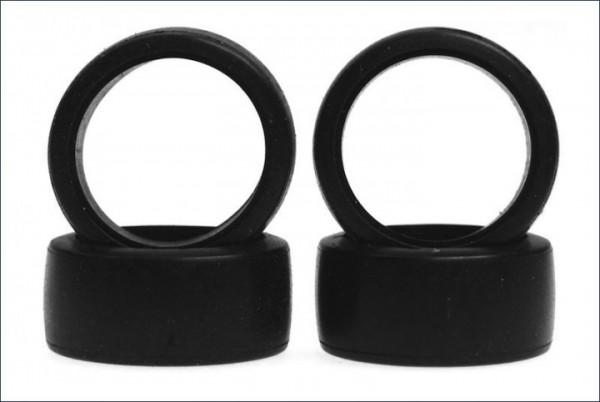 Mini-Z Reifen Slick 9,5mm 30 Shore 4-Stück