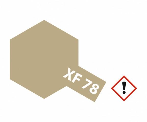 XF-78 Holzdeck Hellbraun matt 10 ml