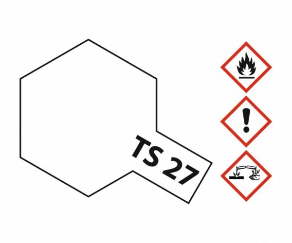 TS-27 Weiss matt 100ml
