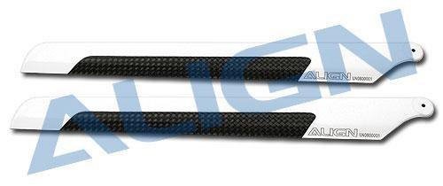 Hauptrotorblätter T-REX 450 CFK 325mm
