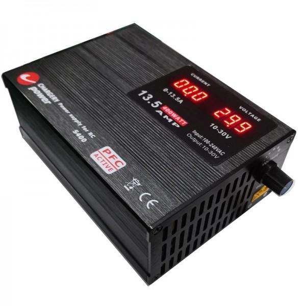 Chargery S400 V3 kompakt Schaltnetzteil 400W