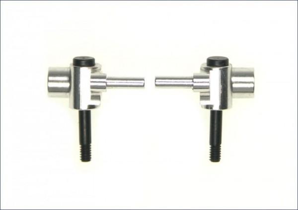 Mini-Z Lenkhebel MR-02, GR.2 silber Alu. MZW-212-0