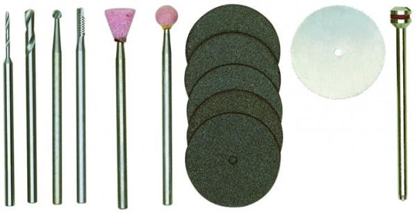 Werkzeugsatz für Modellbauer, 13-tlg.