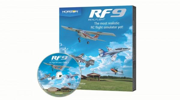RealFlight 9 Flight Simulator nur Software