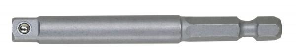 """1/4"""" Bohrmaschinenadapter, 65 mm lg."""